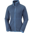 Womens Ombre Springs Fleece Jacket
