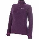 Womens Smoulder Half Zip Fleece