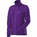 Womens Bungy Q Fleece Jacket