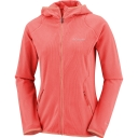 Womens Summit Rush Full Zip Hoodie Fleece