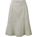 Womens Cool Mesh Flounce Skirt