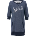 Womens Three Ducks Jumper Dress
