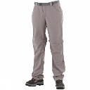 Womens Lonscale Zip Off Pants