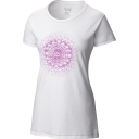 Womens Graphic Short Sleeve Crew Neck T