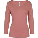 Womens Amy 3/4 Sleeve Top