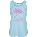 Womens Crossed Palms Tank