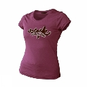 Womens Graffiti Logo T-Shirt