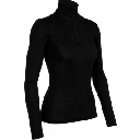 Womens Everyday Long Sleeve Half Zip