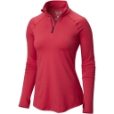 Womens Butter Zippity Long Sleeve Shirt