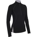 Womens Pace Long Sleeve Zip