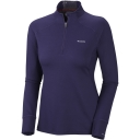 Womens Heavyweight 1/2 Zip Baselayer
