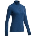Womens Original Long Sleeve Half Zip
