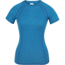 Womens Short Sleeve Crew Neck Merino Baselayer