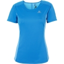 Womens Agile Short Sleeve Tee