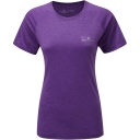 Womens Aspiration Motion Short Sleeve Tee