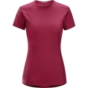 Womens Phase SL Short Sleeve Crew