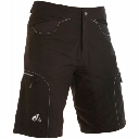 Womens Ascent Baggy Shorts