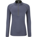 Womens Matrix 190 Zip Tee