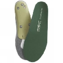 Custom Green Footbeds