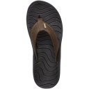 Mens Swellular Cushion Leather Flip Flop