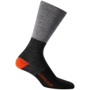 Mens Lifestyle Ultralight Crew Rugby Stripe Sock