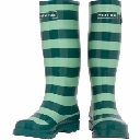 Womens Emerald Welly