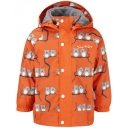 Kids Uggla Rain Jacket Fleece Lined