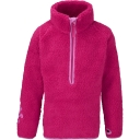 Kozibear Half Zip Softpile Top