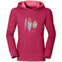 Girls Foliage OC Hoody