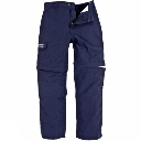 Warlock Zip-Off Trousers Junior