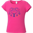 Girls Tree Tee