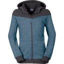 Girls Finja Knit Fleece Jacket