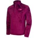 Girls Mossbud 1/4 Zip Jumper