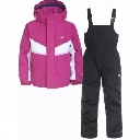 Girls Chamonix Ski Set
