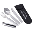 5 Piece Cutlery Set with Pouch