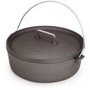 Hard Anodized Dutch Oven 10in