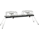 Appetizer Cooker 2 Burner Folding Stove