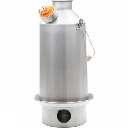 Base Camp Kettle 1.5Ltr Stainless Steel