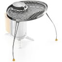 Portable Grill for CampStove