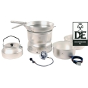 Trangia 25-2-UL Stove with Gas Burner