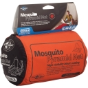Double Pyramid Mosquito Net with Permethrin Treatment