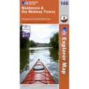 Explorer Map 148 Maidstone and the Medway Towns