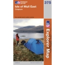 Explorer Map 375 Isle of Mull East