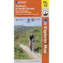 Explorer Map OL15 Purbeck & South Dorset
