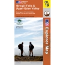 Explorer Map OL19 Howgill Fells & Upper Eden Valley