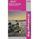 Landranger Map 190 Bude and Clovelly