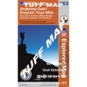 TUFF Explorer Map 263 Anglesey East