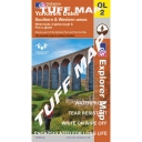 TUFF Explorer Map OL2 Yorkshire Dales - Southern and Western Area