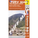 TUFF Explorer Map OL5 The English Lakes - North Eastern Area