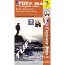 TUFF Explorer Map OL7 The English Lakes - South Eastern Area